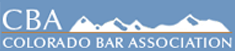 CBA - Colorado Bar Association